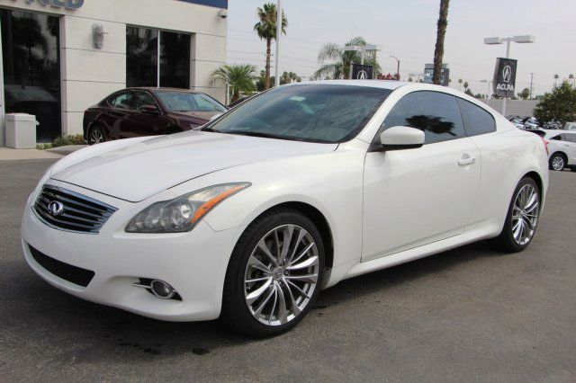 Infiniti G37 Coupe For Sale >> Used 2012 Infiniti G37 Coupe Ipl 6mt For Sale In Riverside Ca