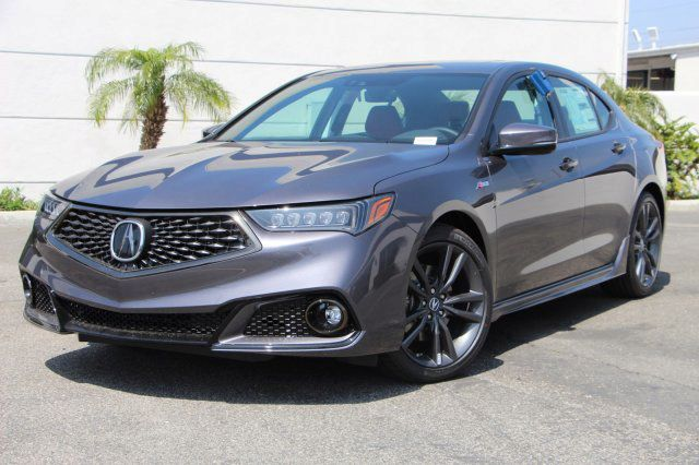 New 2020 Acura Tlx W A Spec Pkg Red Leather For Sale In Riverside
