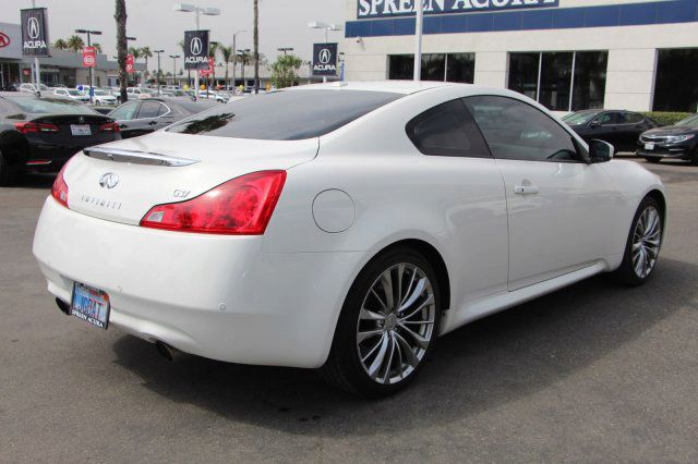 Used 2012 Infiniti G37 Coupe Ipl 6mt For Sale In Riverside Ca